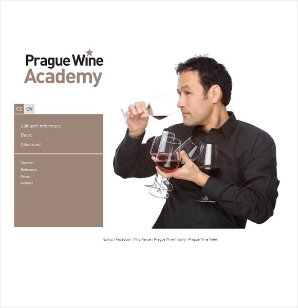 Prague Wine Academy